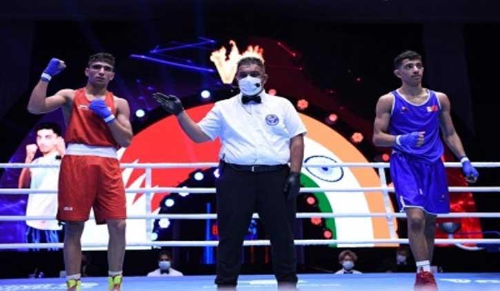 एशियन यूथ एंड जूनियर बॉक्सिंग चैंपियनशिप के पहले दिन भारत के 6 मुक्केबाजों ने दिखाया दम
