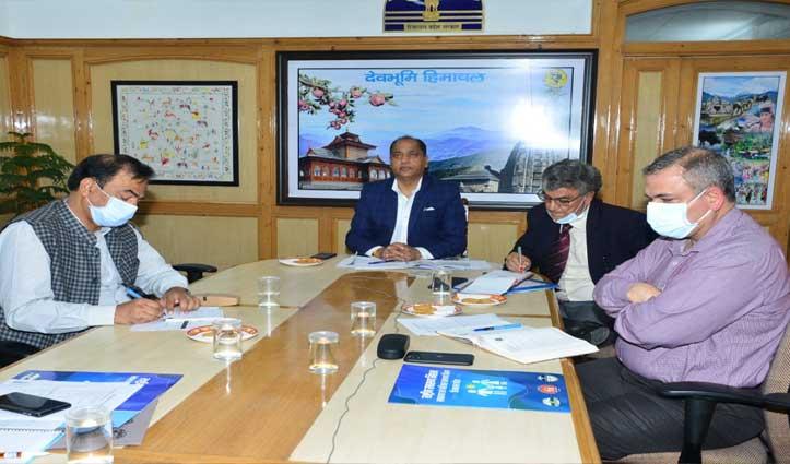 हिमाचल में बढ़ रहा कोरोना: CM जयराम ने दिए कॉन्टेक्ट ट्रेसिंग पर जोर देने के निर्देश
