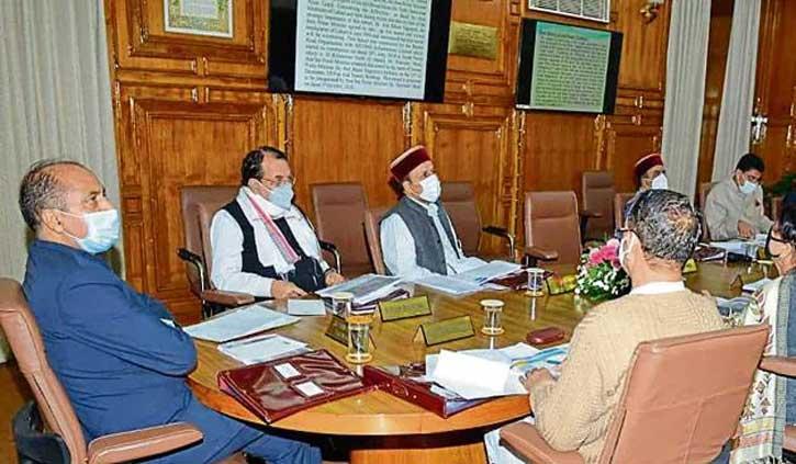 24 अगस्त को CM जयराम की कैबिनेट मीटिंग, कोरोना पर ले सकती है सरकार बड़ा फैसला
