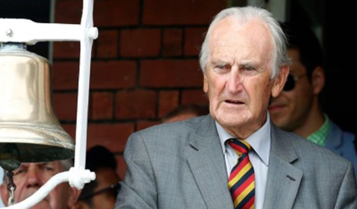 इंग्लैंड के पूर्व कप्तान और एमसीसी अध्यक्ष टेड डेक्सटर का निधन
