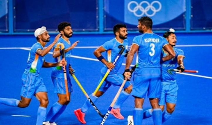 टोक्यो ओलंपिक:  पुरुष हॉकी में  भारत ने 41 साल बाद जीता ओलंपिक पदक