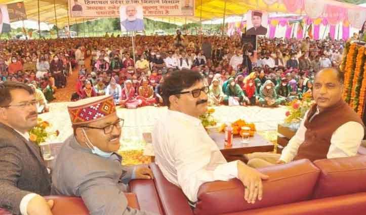CM जयराम का दावा- मंडी लोकसभा उपचुनाव तो हम ही जीतेंगे