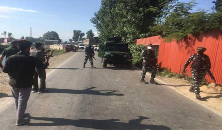 श्रीनगर में आतंकियों ने दो शिक्षकों की गोली मारकर की हत्या