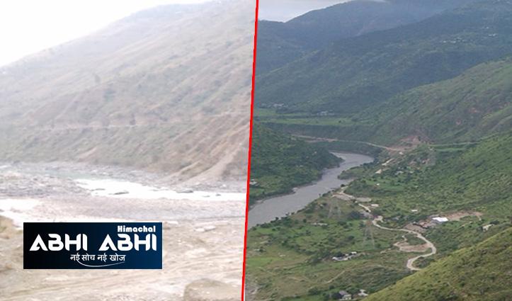 हिमाचल में पहाड़ी दरकीः मलबे में दबे दो, एक की गई जान दूसरा घायल