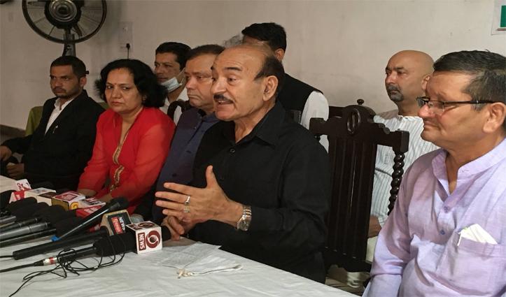 जयराम की मंडी में भी सेब को लेकर घमासान,कौल सिंह ने छोड़े राजनीतिक बाण