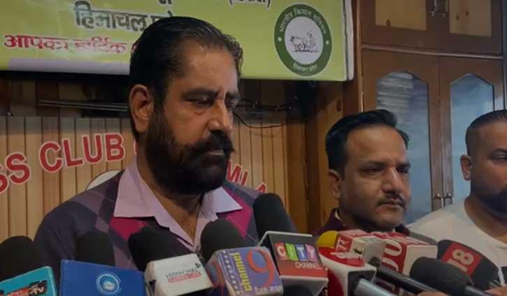 भारतीय किसान यूनियन की हिमाचल में एंट्री, उपचुनाव में बीजेपी के खिलाफ करेगी प्रचार