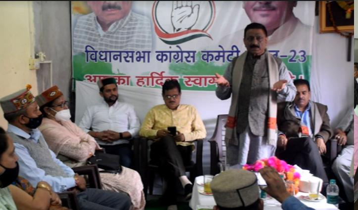 कुलदीप बोले- चुनावी घोषणाएं नहीं लेंगी मूर्त रूप, CM ने चार साल में किए वादे नहीं निभाए