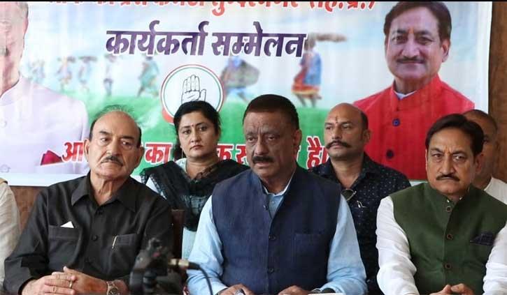 राठौर बोले-महेंद्र सिंह बदतमीजी के नए कीर्तिमान कर रहे हैं स्थापित