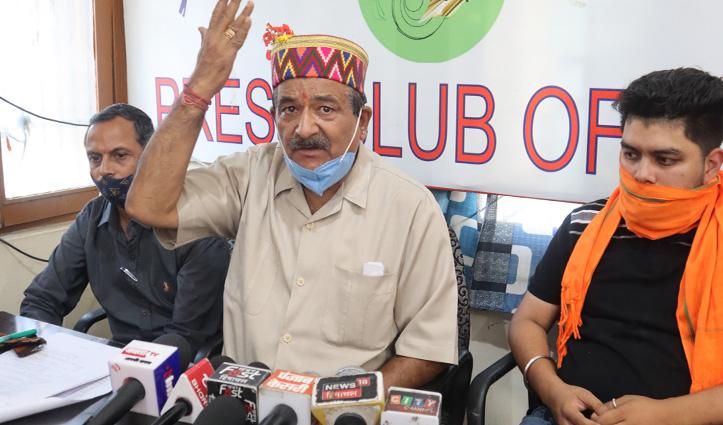 गजब: BJP नेता ने BJP विधायक पर लगाए CM जयराम को गुमराह करने का आरोप