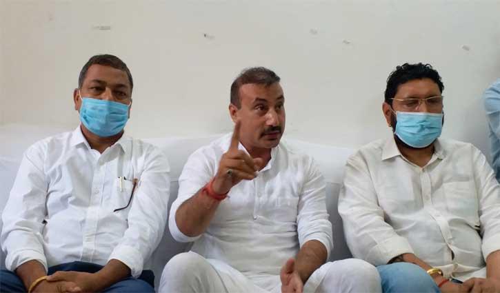 आश्रय को राजनीति का ABCD भी नहीं पता, चले हैं लोकसभा चुनाव लड़ने: दीपक शर्मा