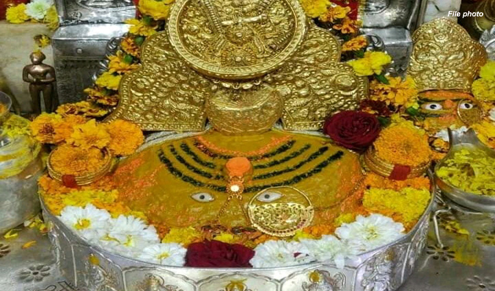 श्रावण अष्टमी नवरात्र मेले आज शुरु, मंदिरों में दर्शन से पहले जांचे जा रहे सभी दस्तावेज