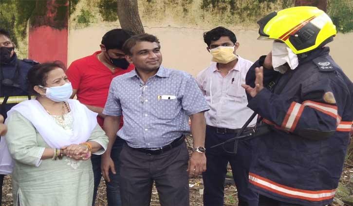 मुंबई के कस्तूरबा अस्पताल में गैस रिसाव से मचा हड़कंप, मरीजों को सुरक्षित जगह पर पहुंचाया
