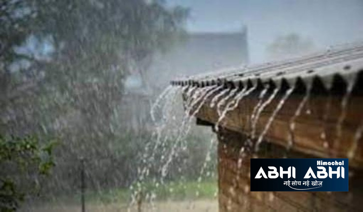 हिमाचल: मौसम विभाग ने अगले दो दिन के लिए जारी किया अलर्ट, बर्फबारी और भारी बारिश की आशंका