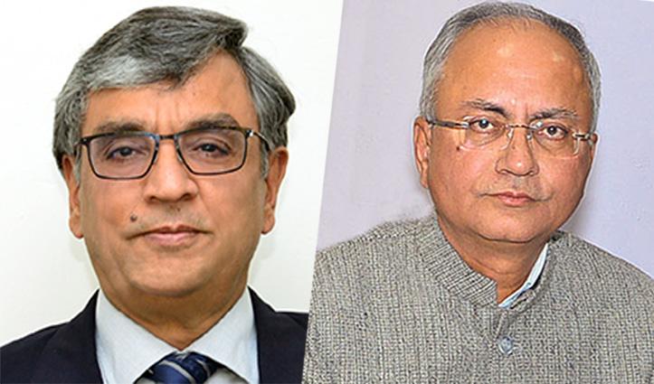 राम सुभग सिंह होंगे नए मुख्य सचिव, अनिल खाची ने ली स्वैच्छिक सेवानिवृत्ति