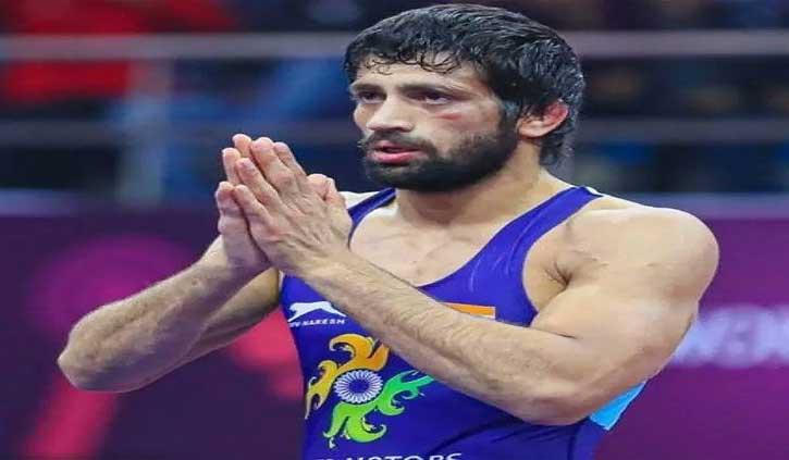 टोक्यो ओलंपिकः कुश्ती के फाइनल में हारे रवि, हासिल किया रजत पदक