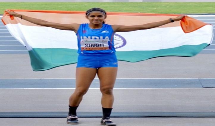 वर्ल्ड एथलेटिक्स अंडर-20: शैली सिंह ने लंबी कूद में जीता रजत पदक