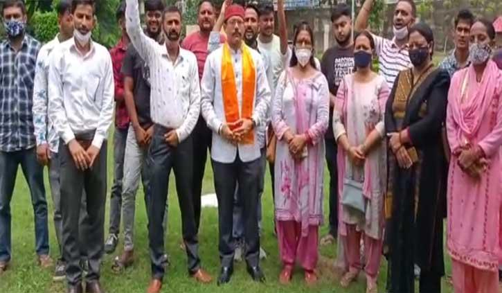 VHP नेता तुषार डोगरा बोले- लव जिहाद को जबाव देने में हिंदू सक्षम