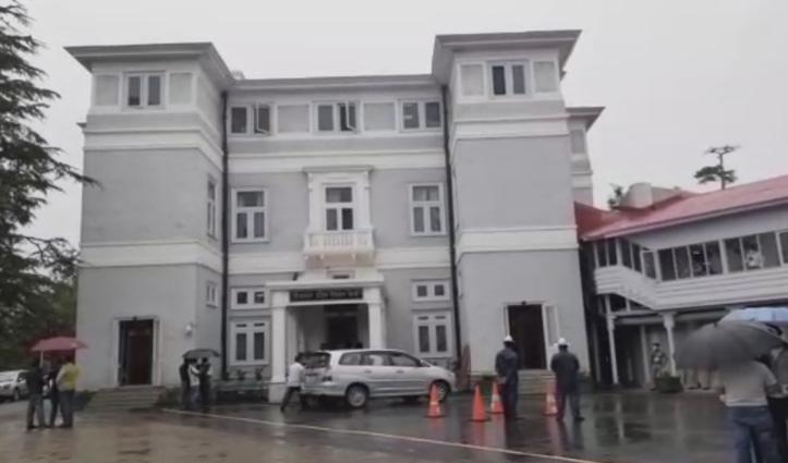 live: हिमाचल प्रदेश विधानसभा का मानसून सत्र: शुरु हुई सदन की कार्यवाही