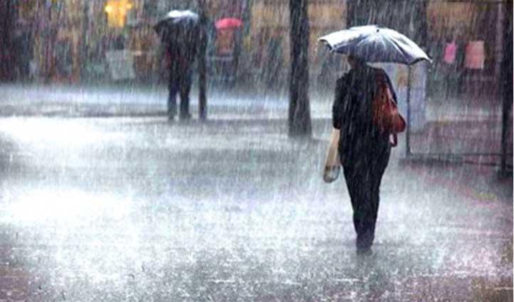 हिमाचल में गरजे बादल, यहां भारी बारिश का येलो अलर्ट जारी; जाने कब तक सताएगा मौसम