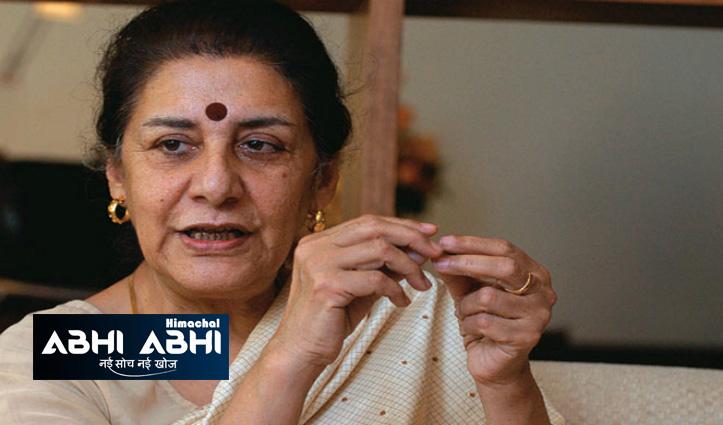 पंजाब में सियासी संकट: अंबिका सोनी ने सीएम बनने से किया इनकार, सीएलपी की बैठक  भी टली