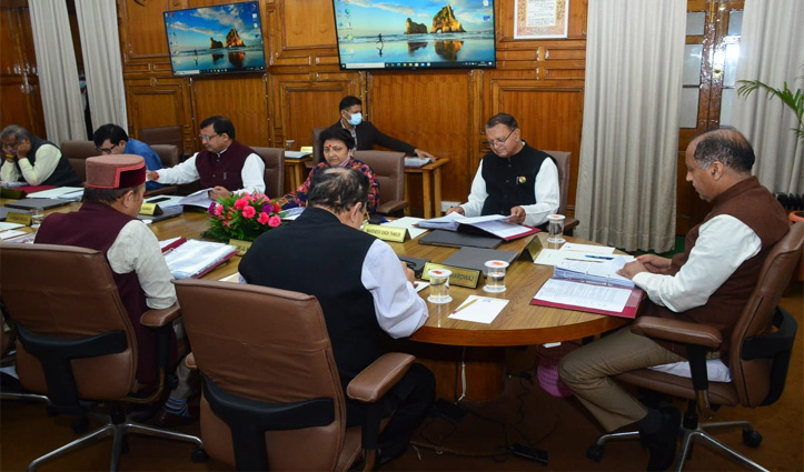 Himachal Govt nod to amendment and insertion in Buildings and Other Construction Workers