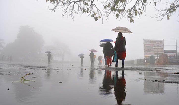 हिमाचल में बारिश के येलो अलर्ट के बीच बढ़ी ठंड, जाने कब विदा होगा मानसून