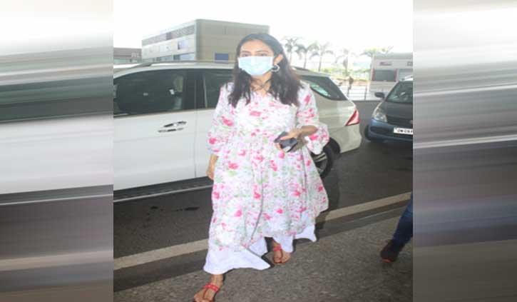 चार साल पुराने ड्रग्स मामले में ईडी के सामने पेश हुईं अभिनेत्री रकुल प्रीत