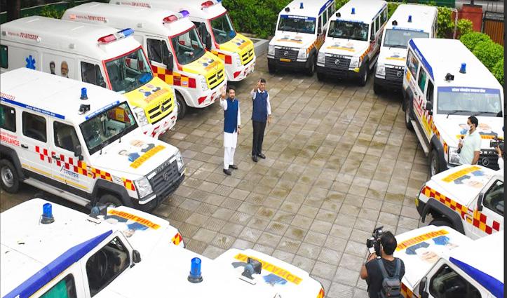 पीएम मोदी के जन्मदिन पर हिमाचल को सौगात, अनुराग ठाकुर ने भेजी 15 मोबाइल मेडिकल यूनिट्स