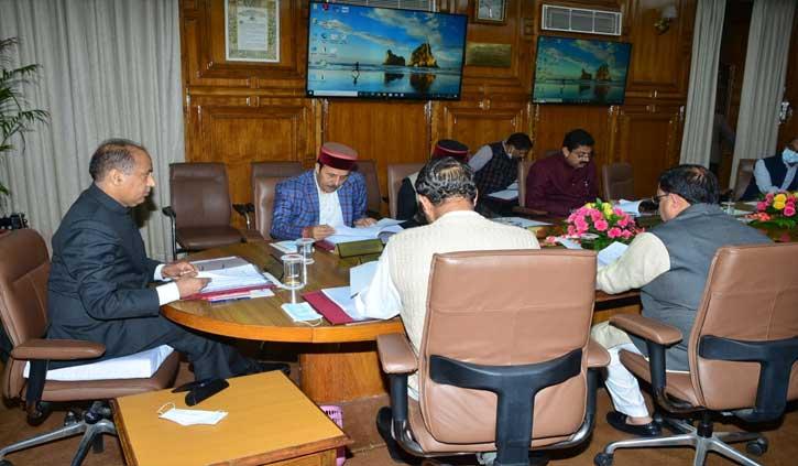 हिमाचल कैबिनेट मीटिंग: सरकार ने कई स्कूलों अस्पतालों को किया अपग्रेड, नए पद भरने की भी मंजूरी