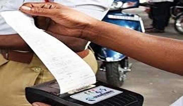 हिमाचल: घर में खड़ी थी स्कूटी, कट गया 2000 रुपए का चालान, पढ़ें पूरी कहानी