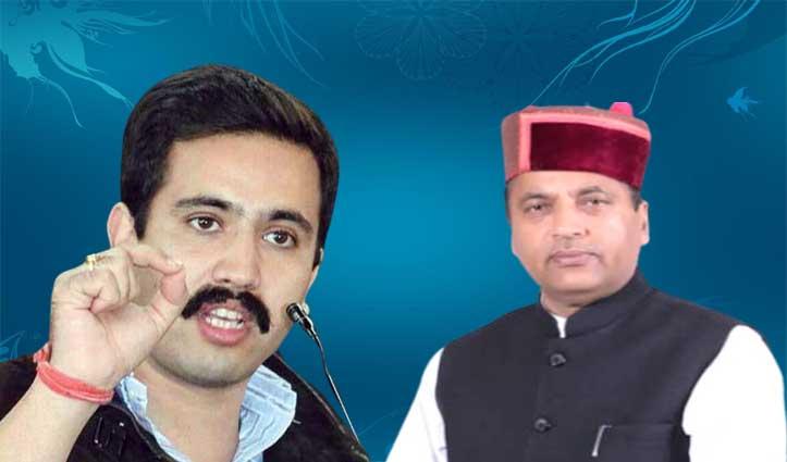 दिल्ली पहुंचकर विक्रमादित्य के खिलाफ ये बोल गए CM जयराम