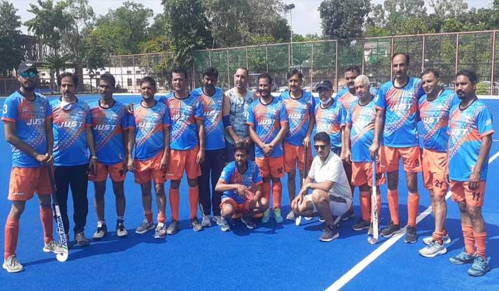 हॉकी प्रतियोगिता: हिमाचल की पुरुष टीम ने यूपी को 6-1 से दी मात, महिला टीम भी जीती