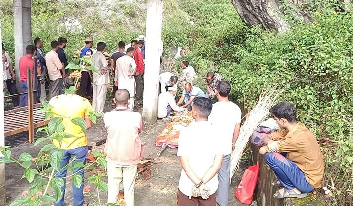 हिमाचल: पुलिस के पहरे में ज्योति का अंतिम संस्कार, ससुरालियों पर लगा हत्या का आरोप
