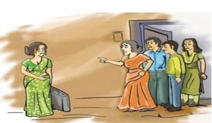 हिमाचल: महिला ने ससुराल वालों पर लगाया दहेज उत्पीड़न का आरोप