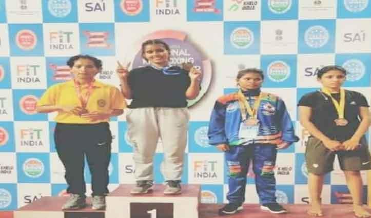 सीनियर नेशनल बॉक्सिंग चैंपियनशिप में हिमाचल की बेटियों का जलवा, दो ने जीता गोल्ड