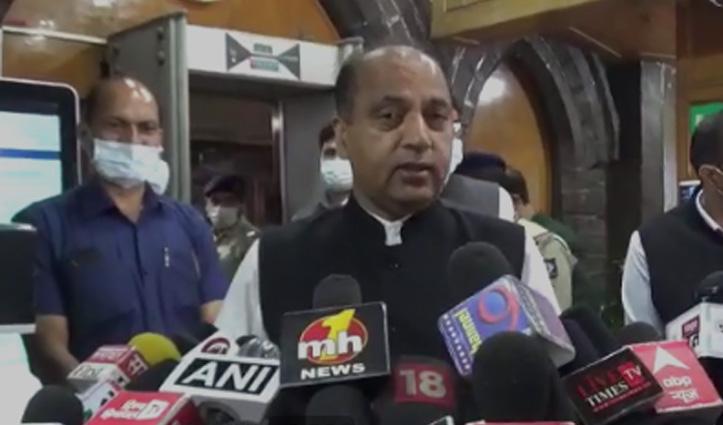 अटकलों पर CM जयराम ने लगाया विराम, कहा- 'जैसा सोच रहे थे वैसा कुछ नहीं'