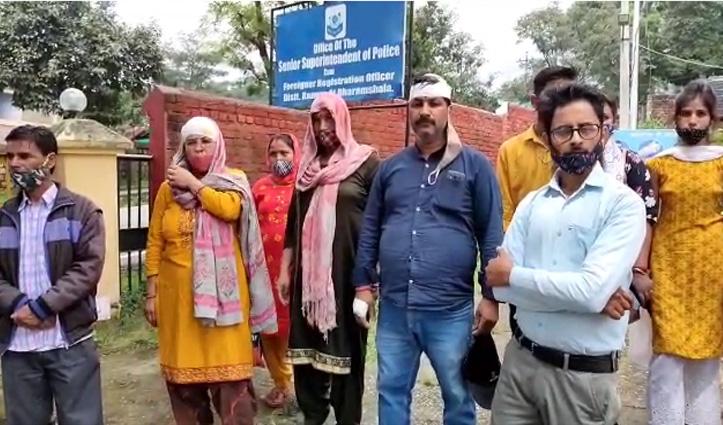 हिमाचल: खनियारा में लड़ाई झगड़े का मामला पहुंचा एसपी के द्वार, लगाई ये गुहार