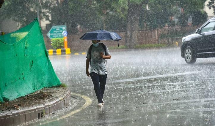 हिमाचल: इस दिन भारी बारिश का येलो अलर्ट, बर्फबारी की भी आशंका; 25 तक सताएगा मौसम