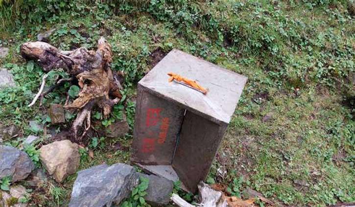 सराज घाटी के आराध्य देव शैट्टीनाग के मंदिर में चोरी, 300 मीटर दूर मिला दानपत्र