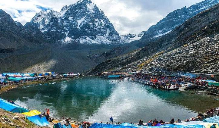 हिमाचल: राधाष्टमी के बड़े स्नान के साथ मणिमहेश यात्रा संपन्न, 7 श्रद्धालु लापता