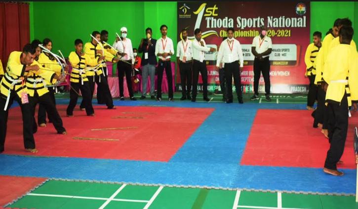 हिमाचल में प्रथम ठोडा स्पोर्ट्स नेशनल चैंपियनशिप का आगाज, 11 राज्य लेंगे हिस्सा