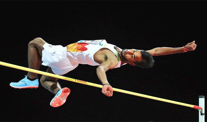 टोक्यो पैरालंपिकः हाई जंप में प्रवीण कुमार ने जीता रजत पदक, प्राची यादव फाइनल में पहुंचीं