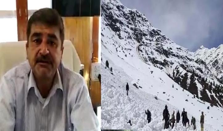 हिमाचल: खंमीगर ग्लेशियर में फंसे ट्रैकिंग दल का रेस्क्यू ऑपरेशन शुरू