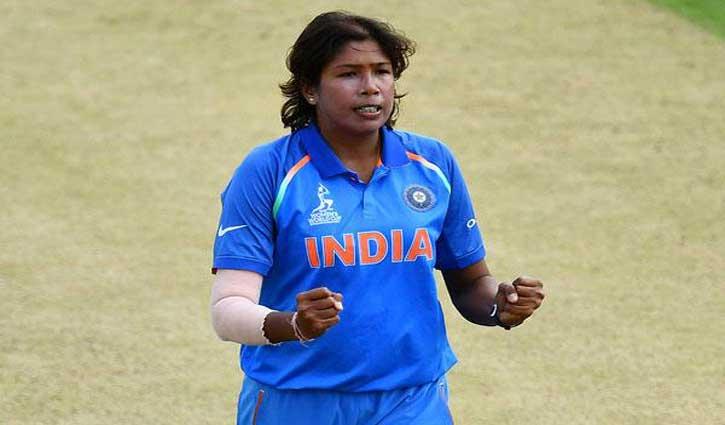 आईसीसी ने जारी की महिला वनडे रैंकिंग, झूलन गोस्वामी वनडे में दूसरे स्थान पर