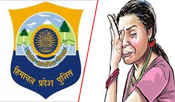 हिमाचल: पीड़िता को बचाने आई पुलिस पर चले पत्थर, ASI समेत घायल