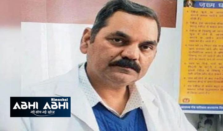 पद्मश्री डॉ ओमेश भारती की रंग लाई मेहनत, रेबीज हिमाचल में होगा अधिसूचित रोग