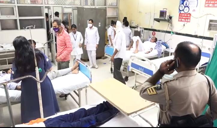 हिमाचलः पिता की मौत पर बेटे ने तोड़े अस्पताल के शीशे, डॉक्टरों – स्टाफ से गाली-गलौच
