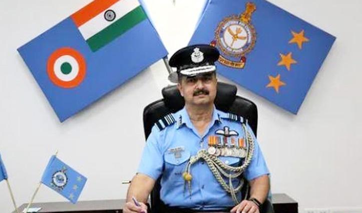 विवेक राम चौधरी बने नए वायुसेना प्रमुख, सियाचिन-करगिल में किए थे दुश्मन के दांत खट्टे