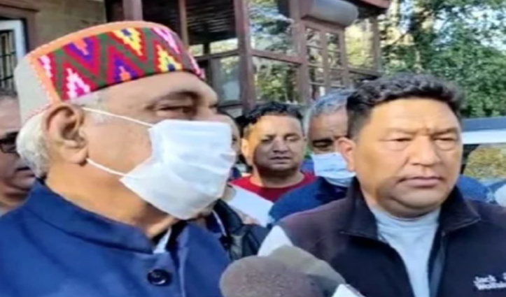 हिमाचल उपचुनाव: मनाली पहुंचे पूर्व केंद्रीय मंत्री आनंद शर्मा और हरियाणा के पूर्व सीएम भूपेंद्र हुड्डा, कार्यकर्ताओं से ये कहा