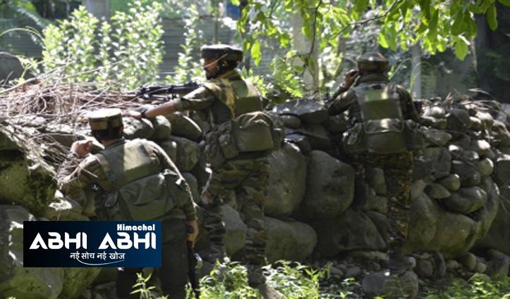 जम्मू-कश्मीर के पुंछ में मुठभेड़, 2 पुलिसकर्मी, सैनिक और विदेशी आतंकवादी घायल